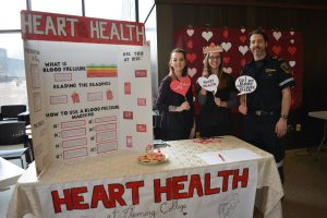 Heart Health display