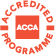 ACCA Accredited Program Badge