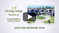 Frost Residence Suite and Bedroom Video Tour