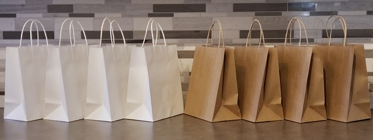 Feed to Succeed - food bags