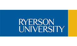 Logo image for Ryerson University