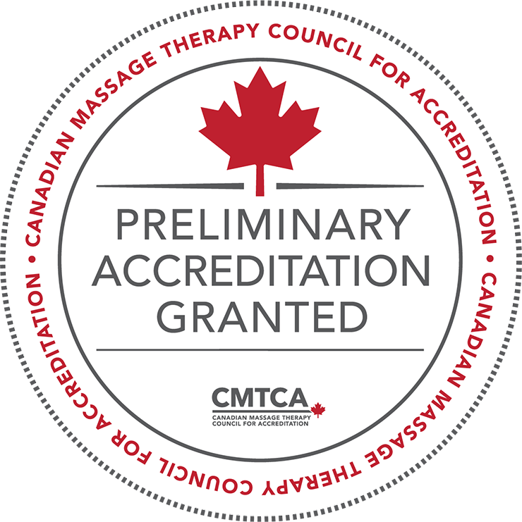 Preliminary Accreditation, the first step in the CMTCA accreditation process