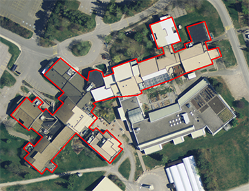 fleming college campus map Frost Campus Virtual Tour Portal fleming college campus map